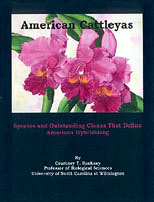 American Cattleyas Orchid Book by Courtney Hackney